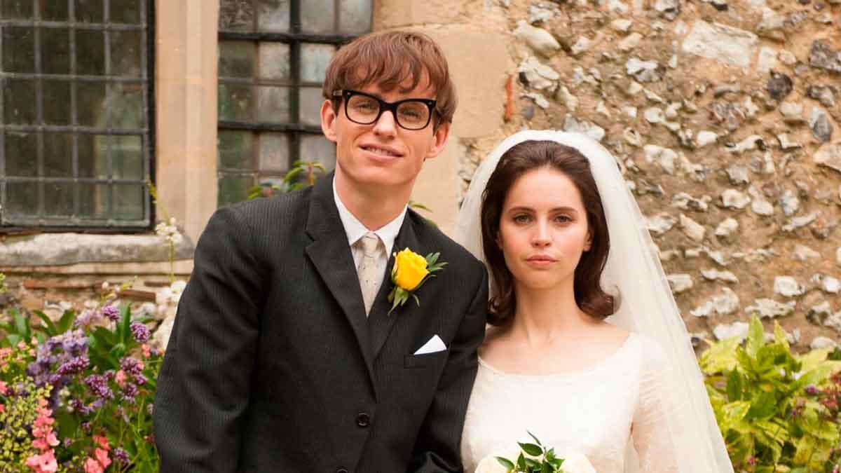 A Teoria de Tudo', com Eddie Redmayne, chega a Netflix em Janeiro