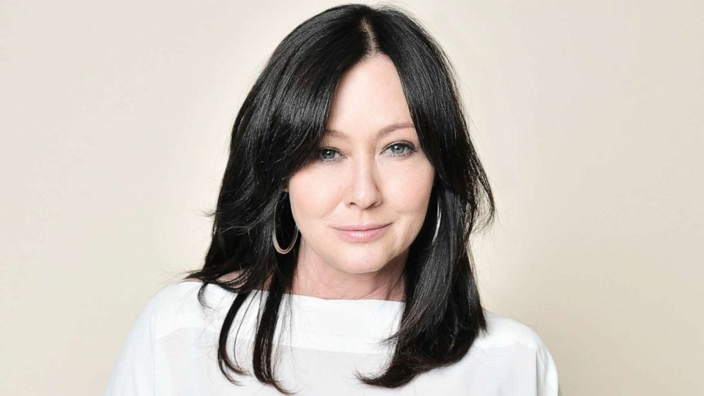 Shannen Doherty luta contra câncer.